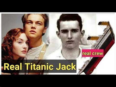 film titanic description real life titanic jack and rose passengers and crew youtube