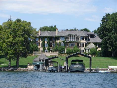 Canadian Houses by Big House Lake Minnetonka R Lake Minnetonka