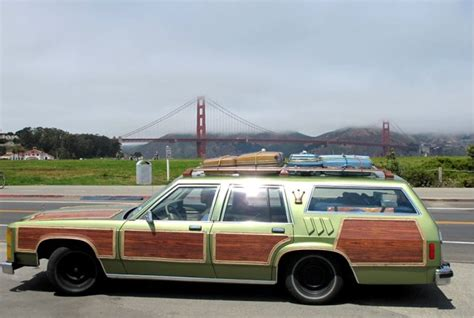 strange station wagon from chevy s quot vacation quot
