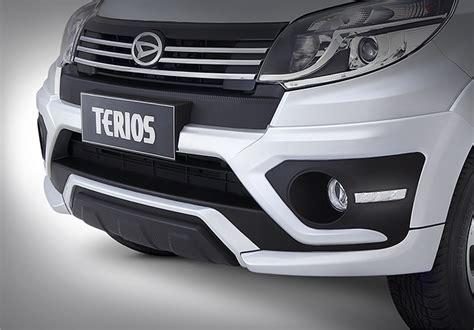 Daihatsu Sigra Exclusive Peredam Kap Mesin terios 2017 facelift new terios spirit new terios r 2017 harga daihatsu terios 2017 promo