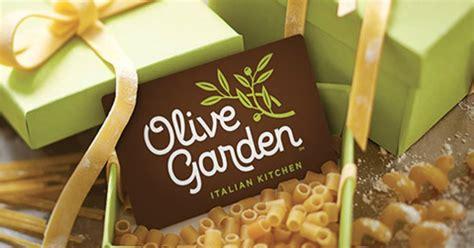 Olive Garden Gift Card Online - olive garden gift card 10 bonus photo 1 gift cards