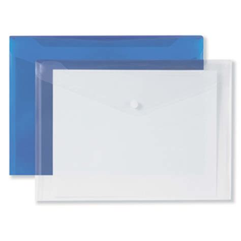 Présentation Lettre Enveloppe Snap Portfolio Poly Envelopes Poly Presentation Folders