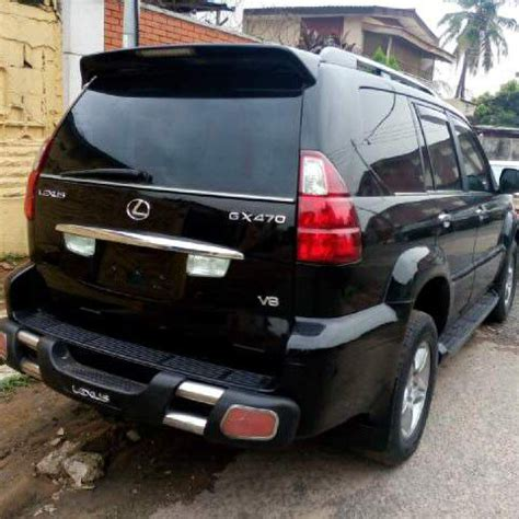 2006 lexus jeep toks lexus jeep gx470 for sale autos nigeria