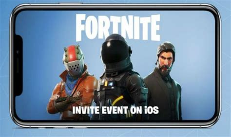 fortnite ios fortnite mobile update epic confirms battle royale