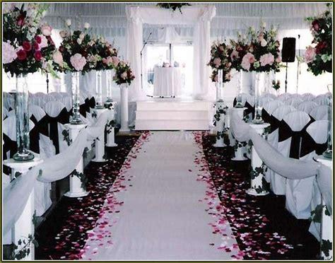 imagenes bodas en blanco y rojo decoraci 243 n boda en blanco y negro fotos ideas elegantes