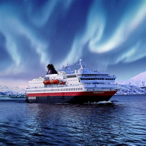 hurtigruten excursions northern lights northern lights see the magic on a norway cruise