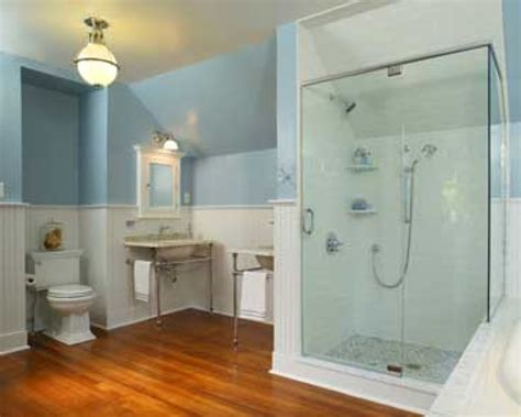 should i use green board in bathroom height of beadboard in bathroom the clayton design
