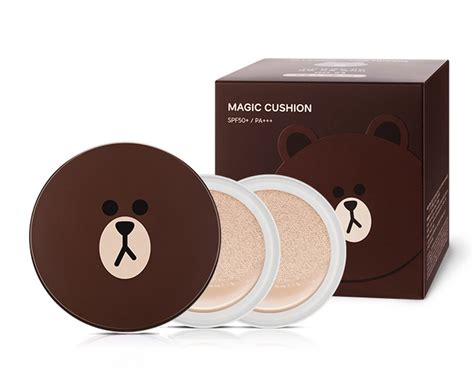 Harga Missha Line Magic Cushion 8 pilihan bb cushion terbaik