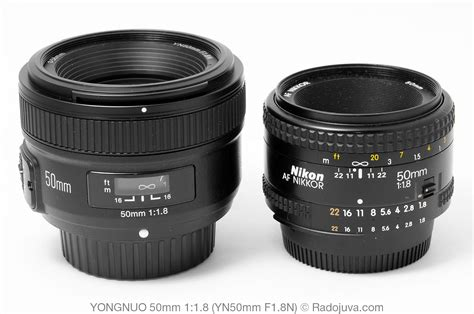 Lensa Yongnuo 50mm 1 8 this is the yongnuo af s 50mm f 1 8 lens for nikon f mount