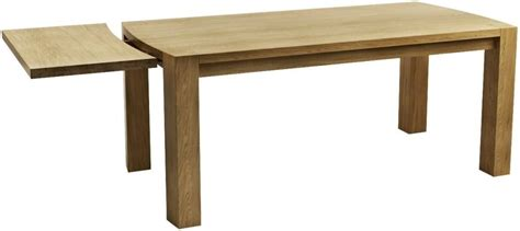 Goliath Dining Table Qualita Goliath Oak Dining Table Extending Qualita
