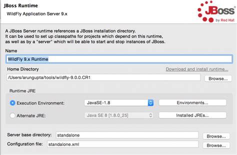 wildfly 9 on netbeans eclipse intellij openshift and