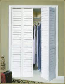 Folding Door Closet Closet Bifold Doors Home Design Ideas