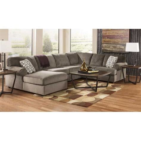3pc sectional with chaise 3pc dune sectional w laf chaise family room pinterest