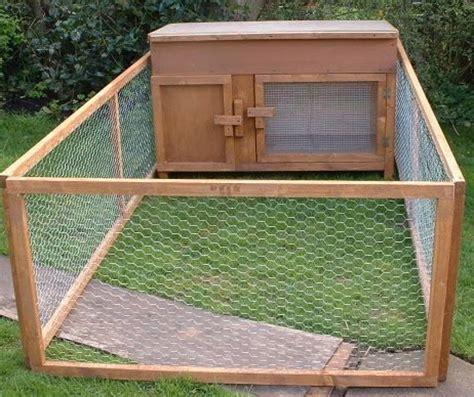 Rabbit Pen rabbit cage pictures