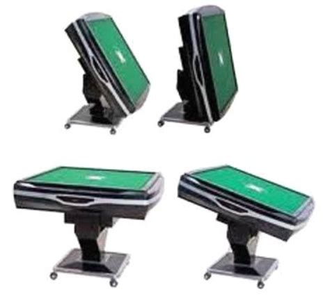 Mahjong Table Automatic by Automatic Mahjong Table Auto Shuffle And Lay Mahjong