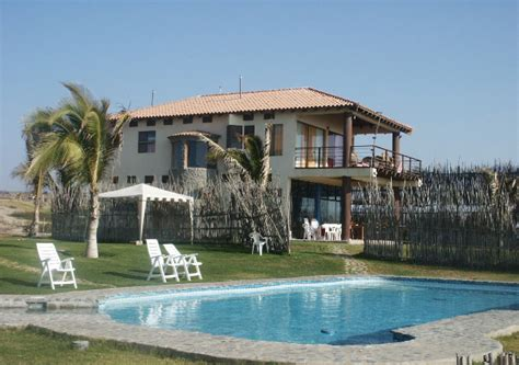 Beach House Floor Plan by Las Casitas Casas De Playa Mancora Peru
