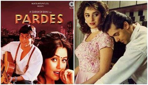 film india pardes here is why subhash ghai chose shah rukh khan over salman