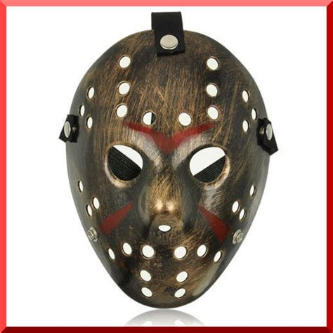 Topeng Jason Pvc Topeng by Jual Jason Mask Hockey Mask Topeng Jason Susan Shop