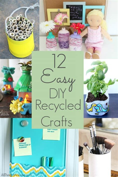 recycled crafts for diy recycled bottle flower vase craft