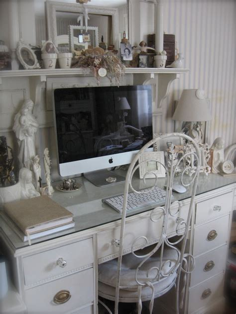 116 best new shabby chic girl cave home office decor ideas