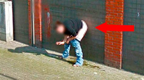 Imagenes Extrañas De Google Street | as imagens mais estranhas do google maps 3 youtube