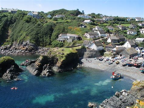 Waterside Cottages Cornwall by Cornish Villages Guide The Valley The Valley Cornwall