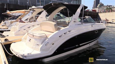 chaparral boats for sale montreal 2015 chaparral 270 signature motor boat walkaround