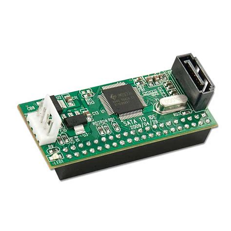 Converter Ide To Sata Limited sata converter for ide drives from lindy uk