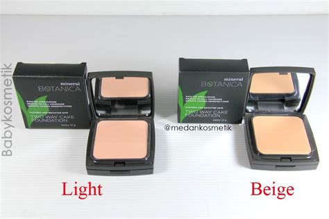 Claresta Refill Two Way Cake toko kosmetik dan bodyshop 187 archive mineral
