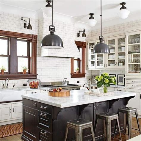 Black Kitchen Lighting Kitchen Pendant Lighting Tips Kitchen Pendants Kitchens And Window Wall