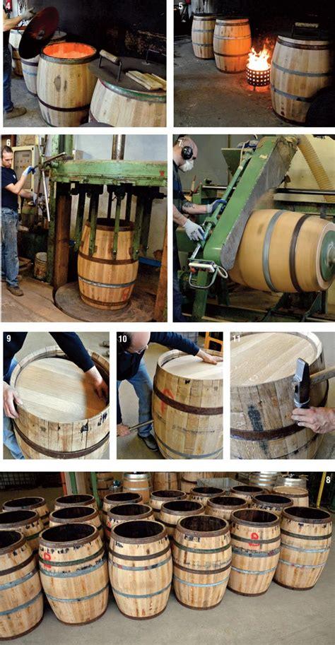 costruire una come costruire una botte di legno bricoportale fai da