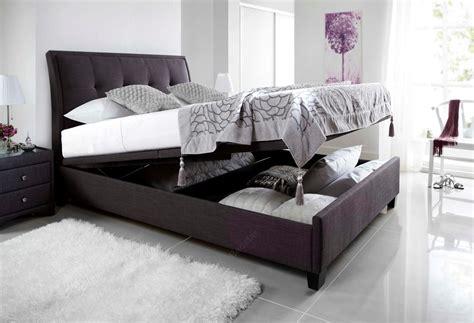 superking ottoman kaydian design accent 6ft superking fabric ottoman bedframe