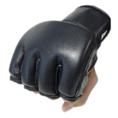 Plain Gloves plain black mma gloves combatives gear a div of nightgear