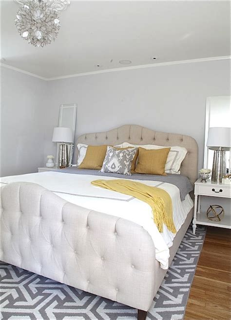 yellow and beige bedroom yellow and gray bedroom contemporary bedroom