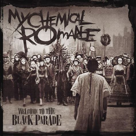black parade lyric my chemical romance welcome to the black parade lyrics