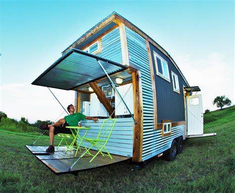 creative design tiny house swoon