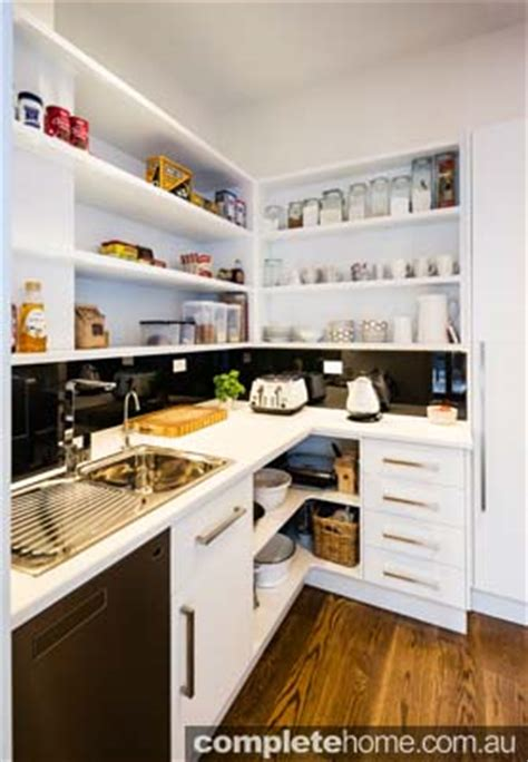 Kitchen Cabinets Designs For Small Kitchens An Elegant Minimalist Kitchen Design Completehome