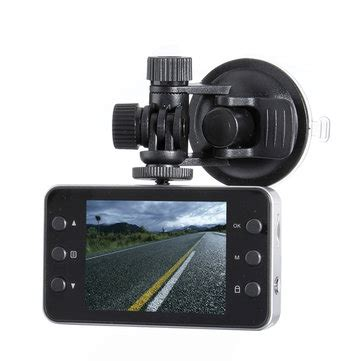 Kamera Mobil Hd 1080p Car Dvr Recorder Dashboard 2 7 inch lcd hd 1080p car k6000 dashboard dvr g sensor us 24 99