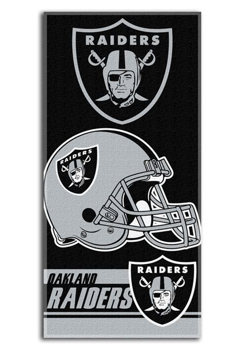 oakland raiders c 29 nfl towels