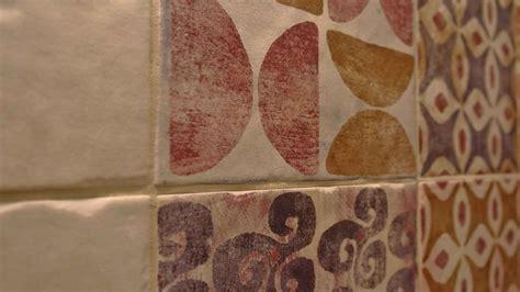 Farbige Bodenfliesen by Dekorative Fliesen M 246 Belideen