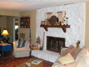 painted fireplace pictures and ideas