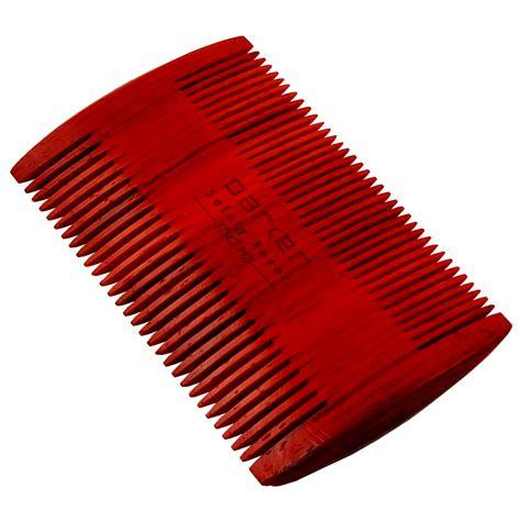 Sided Comb brdcmb2 rosewood sided beard comb