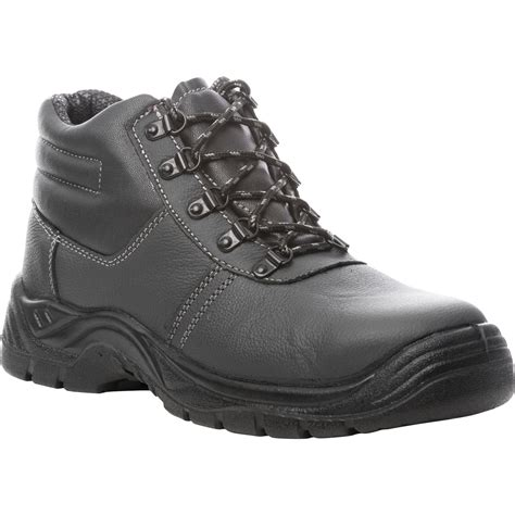 chaussures de s 233 curit 233 hautes agate s3 coloris noir t39 leroy merlin