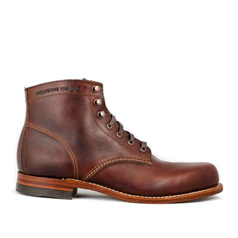 wolverine 1000 mile boot the wolverine 1000 mile boot silodrome
