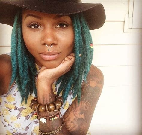 tapered dreadlock styles for women 199 best images about dreads or tapered on pinterest