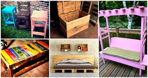 Pallet Furniture Diy Crafts Directory Of Free Projects 45 Easiest Diy Projects With Wood Pallets You Can Build Easy Pallet Ideas