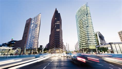 berlin potsdamer platz potsdamer platz is a representation of the hustle