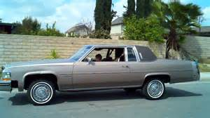 83 Cadillac Coupe 83 Caddy Coupe 8 Yr Hitting Switches