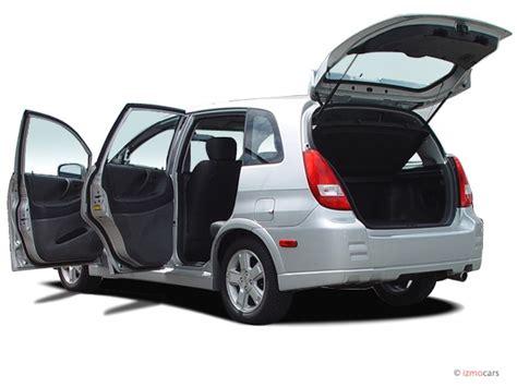 2003 Suzuki Aerio Sx Wagon Image 2003 Suzuki Aerio 4 Door Wagon Sx 2 0l Manual Open