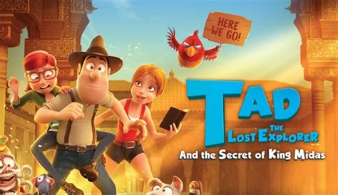 tad the lost explorer and the secret of king midas tad the lost explorer and the secret of king midas